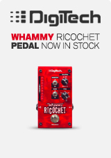 Digtech Whammy Ricochet Now in Stock