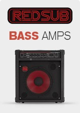 RedSub Bass Amps