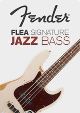 Fender Flea Signature Jazz Bass. Roadworn Shell Pink