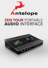Antelope Audio Zen Tour Portable Audio Inteface