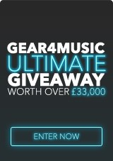 Gear4music Ultimate Giveaway