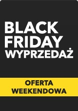 Black Friday Oferta Weekendowa
