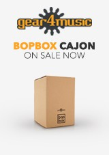 bopbox Cajon by Gear4music