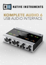 Native Instruments Komplete Audio 6 interfejs Audio USB
