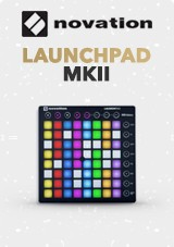 Novation Kontroler sieci Launchpad MKII